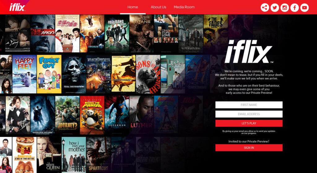 ดูหนังออนไลน์ใหม่ iflix