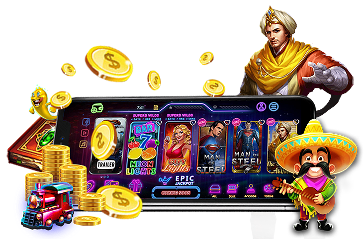 superslot ของเรา เป็นเกม การพนันออนไลน์ และ สล็อตออนไลน์ ที่สามารถ ทำเงินจากสล็อตออนไลน์ ให้คุณได้มากที่สุด